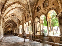 Claustre de la Catedral de Tarragona.